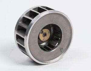 Aluminum Communications Casting inserts and machining