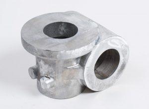 Aluminum Motor Component