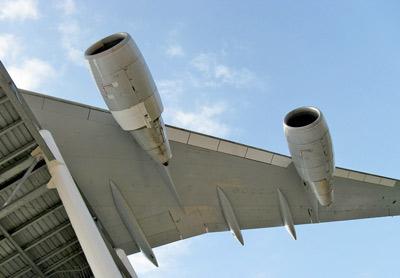 Aluminum Aircraft Wing