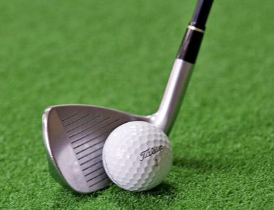 Titanium Golf Club